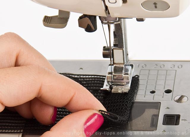 DIY PROJEKT: Abnehmbaren Schuhschmuck selber machen - Schritt 3 von 12