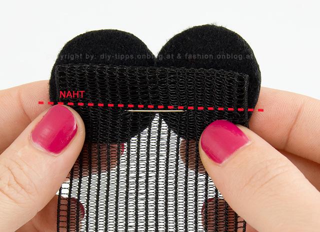 DIY PROJEKT: Abnehmbaren Schuhschmuck selber machen - Schritt 4 von 12