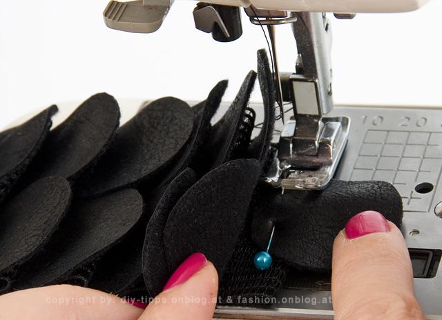 DIY PROJEKT: Abnehmbaren Schuhschmuck selber machen - Schritt 9 von 12